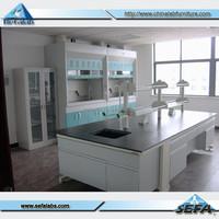 Modern School Lab Furniture Center Table Design Dental Lab Bench
