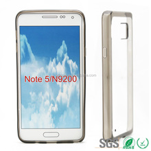 New Arrival Mobile Phone TPU+PC Case Cover for Samsung galaxy Note 5 N9200