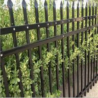 aluminum garden fence /home garden fence
