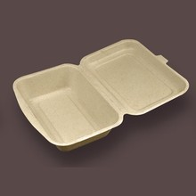 Eco-Friendly disposable pulp container