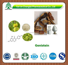 GMP factory supply high quality herb Genistein plan extract /Lycium barbarum L.