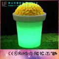 Venda quente levou luz stand vaso de flores fotos lgl-6050