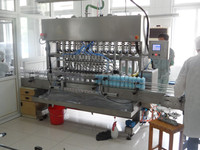 Factory price textile softener filling machine with CE, ISO9001