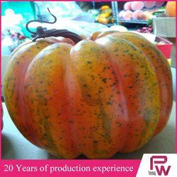 Wholesale artificial fruit for decoration christmas artificial fruit artificial fruit pumpkin