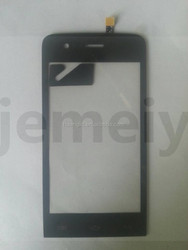 Black Color Touch Screen Glass Lens For Explay Hit Digitizer Replacement With Free Shipping