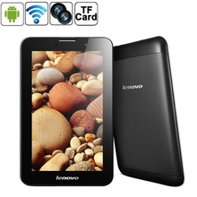 Original Lenovo A3000 Black, 7.0 inch 3G + Voice function Android 4.2 Tablet PC
