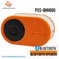 Modelo pss-bhh600,, mp3 mini altofalante portátil com bluetooth, micro, handsfree para chamar, built- na bateria recarregável