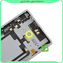 Low price Back battery door housing cover case for HTC 8X rear housing