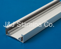 Chain control roller blind parts / Roller blind / Top track