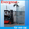 industrial collapsible steel wire cage(china factory and exporter)