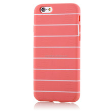 2IN1 dual color mobile phone case for Iphone