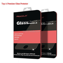Factory Price Mobile Phone Film Tempered Glass For Samsung S6 Active
