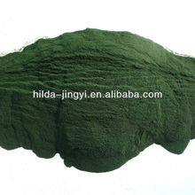Dietary supplement Spirulina powder rich in Calcium