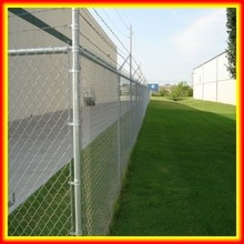 security system cheap 1.5x2 M chain link fence for home