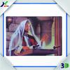 islam 3d lenticular picture good quality cmyk print design