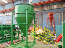 High Efficiency Waste tire recycling rubber powder line plant used waste tire recycling equipment for sale