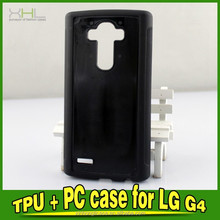 China factory phone case PC+TPU mobile phone case for LG G4