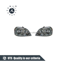 Best selling daewoo spare parts auto headlight with indicator for nubira 96272003 96272004