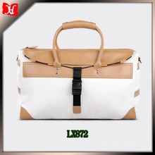 2015Fashion canvas shoulder bags for men and women canvas sport duffel bags manufacturer China