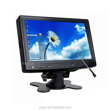 7 inch 1080p touch screen monitor vga, TFT LCD touch screen monitor for car pc