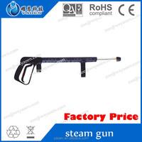 mobile and efficient Black steam gun II car cleaning gun for car