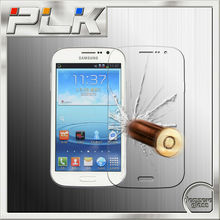 0.26mm-0.33mm Anti shock fingerprint proof tempered glass screen protector for samsung galaxy s advance screen protector oem/odm