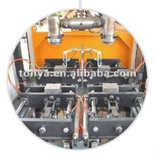 blow molding machine, four station two head,drilling and milling packing case machinery