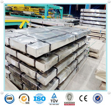 House building materials galvanized iron roof sheets low price from China