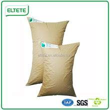 Extended kraft Paper and PP Woven Complex Buffer Air Dunnage Bag for Cargo Container Void Fill