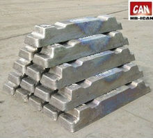 National Standard Pure Aluminium Ingot 99.7%