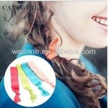 1000pcs/Lot Mixed 20 Colors Elastic Hair Tie Hair Elastic Band Free Shipping by Express