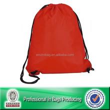 Custom Cheap Polyester Drawstring Promotional Sport Bag