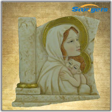 2014 New Products Resin Religious Figures