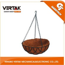 competitive price hanging basket,new design hanging basket,indoor flower hanging basket