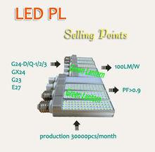 G24 LED PL light to replace PL osram Dulux D 26W G24