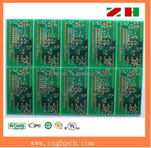 NO delay on lead time 4-Layer printed circuit board PCB manufacturer in shenzhen