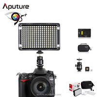Amaran Bi-Color Metal Hot Shoe mount LED Dimmable Ultra High Power Panel Digital Camera / Camcorder Video Light, LED Light