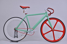 Single speed 700c fixed gear bike bicycle aluminum