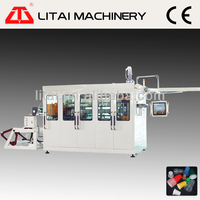 Good price food container ice-cream cup thermoforming machine