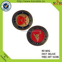 Cheap custom metal masonic stamping metal coin