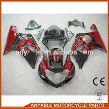 China supplier high quality custom GSXR600 750 2001 2002 2003 for suzuki universal motorcycle fairing