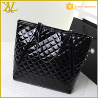 Wholesale Fashion Womens Pattem Fashion Leather Handbag