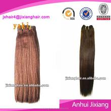 New pure Brazilian bouncy curl human hair weaving, hair weaves , human hair wefts with finest hair quality