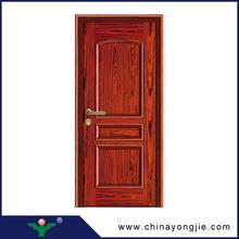 Ventas calientes Www.chinayongjie.com Diseño italiano puertas de madera melamina Eco Puerta