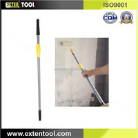 Outer Lock Paint Roller Extension Pole Parts Telescopic Pole Handle