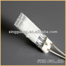 white reflector short wave quartz Infared elements for paint drying