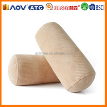 Guangzhou Linsen memory foam neck pillow filled with polystyrene beads