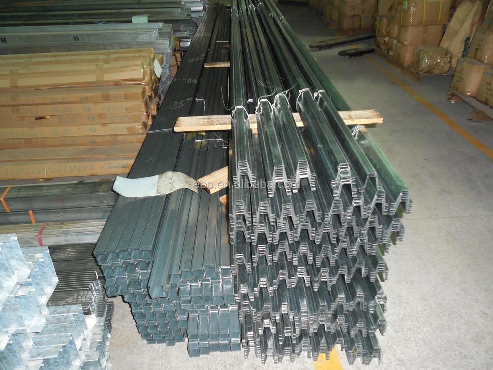 Steel Track U S Steel : Light steel keel galvanized profile drywall metal