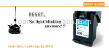 Barata tinta de impresora para HP 301XL Negro Cartuchos De Tinta