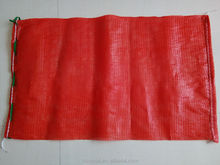 Plastic onion fruit& vegetable mesh bag 50x80cm 36g